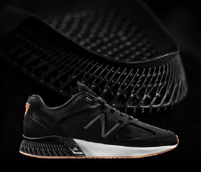 New Balance 3D-printed heel