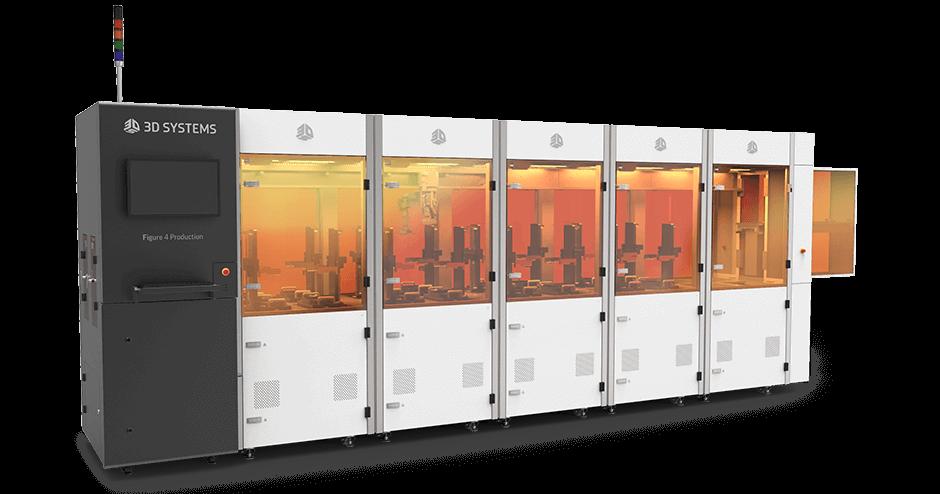 3D Systems Figure 4 modular 3D printer