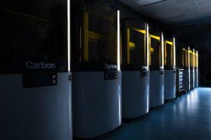 Carbons L1 3D Drucker wird von Riddell und Adidas verwendet [Bildnachweis: Carbon]