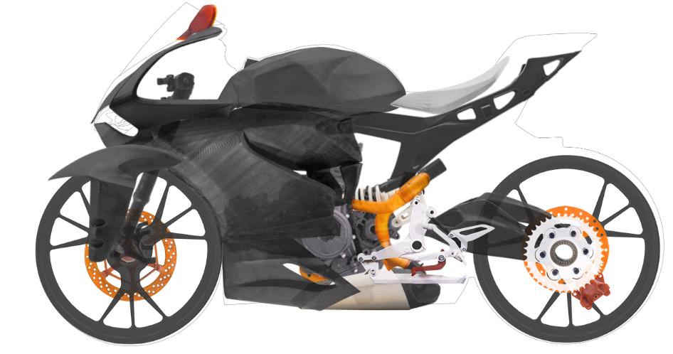 Mototrbike project Photocentric