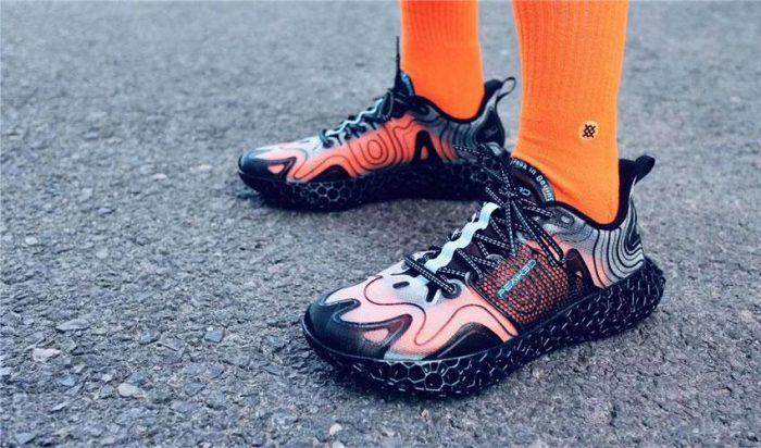 Peak Sports Future Fusion sneakers