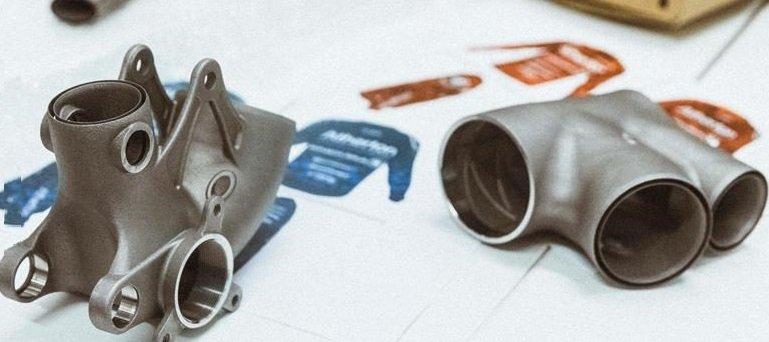 3D-printed bike frame lugs