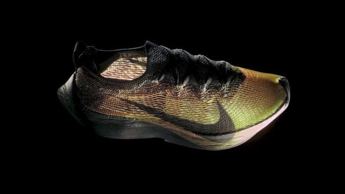 Nike's 3D-printed Flyprint upper [Image credit: Nike]
