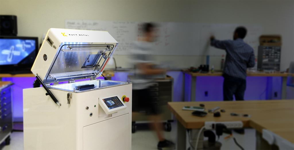 Xact Metal 3D printer