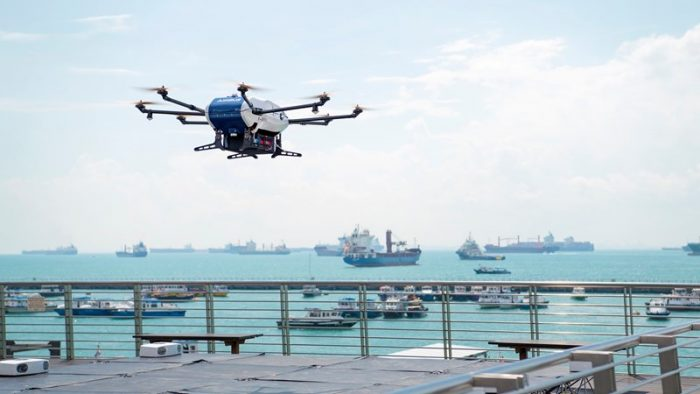 airbus-skyways-drone-lifting-off