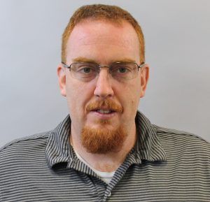 Eckhart Additive Manufacturing Application Engineer, Robert Heath