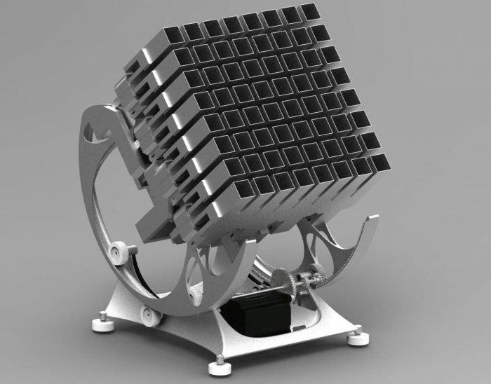 a 3d printed antenna