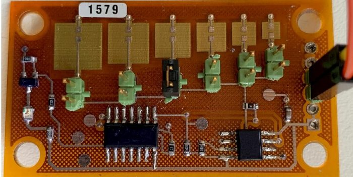 3d-printed capacitor