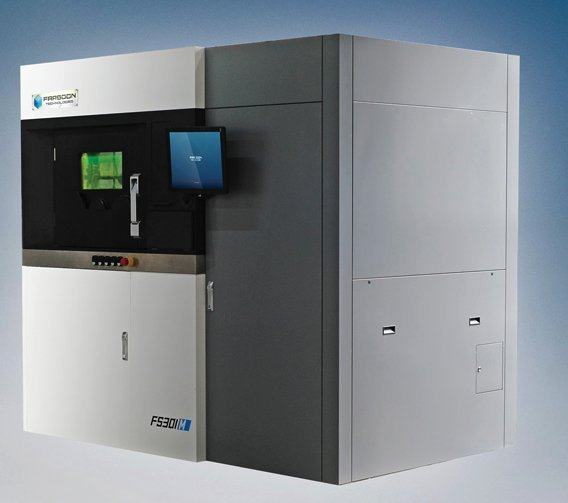 Farsoon FS301M metal 3d printer at formnext 2019