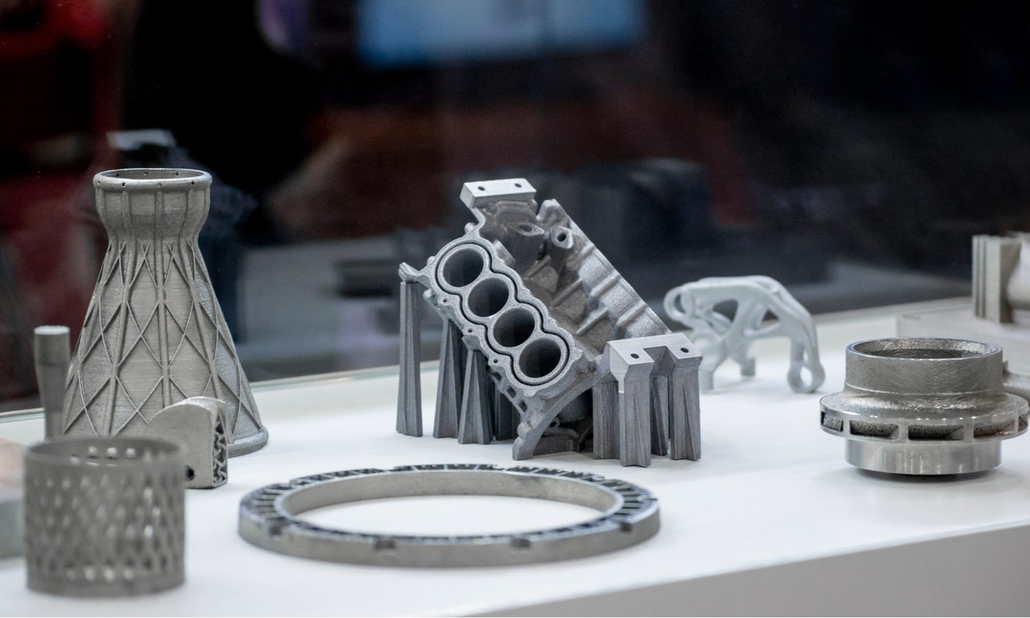 Application Spotlight: 3D Printing for End-Part Production