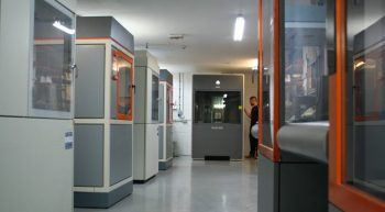 ARRK GTC Prototyping Centre Official SLA Room with ProX800 machine 1024x520 1